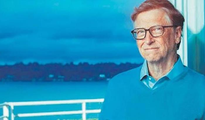 Bill Gates gizlice Bodrum'a geldi!